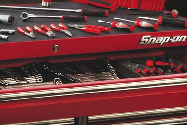Distribución de herramientas Snap On en Cantabria - Work Ove