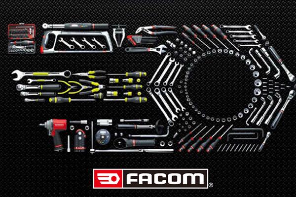 Distribución de herramientas Facom en Cantabria - Wok ove