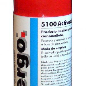 Activador de Adhesivo Instantáneo Ergo 200ml