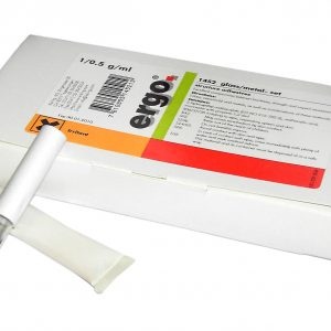 Adhesivo Instantáneo Ergo Vidrio y Metal (5 usos)