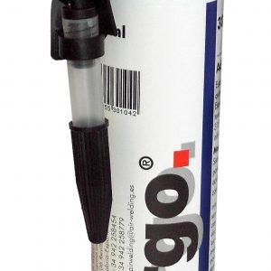 Silicona Ergo para Tapas de Motor - 3010 Negro 200ml