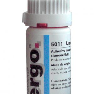 Adhesivo Instantáneo Ergo Universal 5g